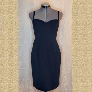 Talula Babaton Removable Strap Sheath Dress